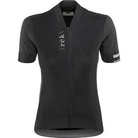 RYKE Short Sleeve Jersey Mujer, negro